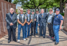 Texas Run to the Wall Promotes Texas Vietnam Veterans Memorial