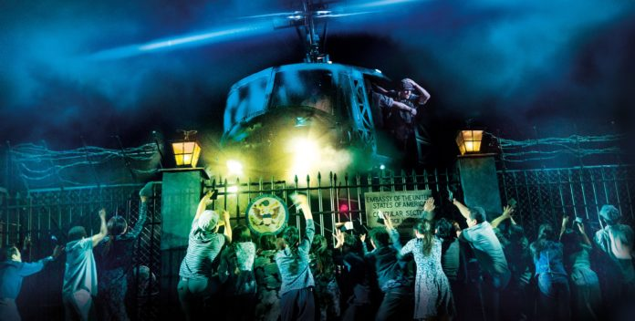 Miss Saigon Dallas