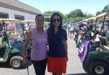 Oak Cliff Lions Club golf tournament