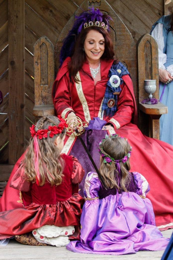 Mother's Day scarborough renaissance festival