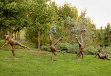 summer at the arboretum