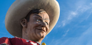 Bill Bragg Voice of Big Tex