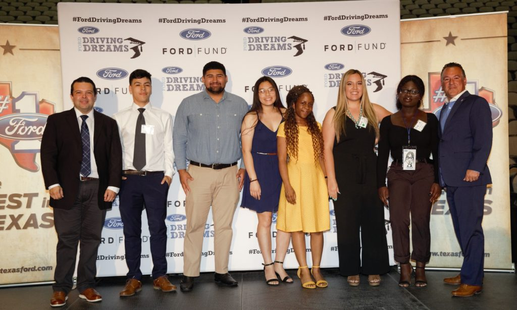 Ford Motor Fund scholarshi8ps