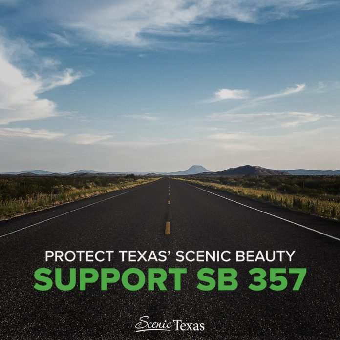 Scenic Texas SB 357