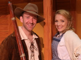 Seven brides at Garland Summer Musicals