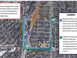 Illinois Detour Map 7.3.2019 v2