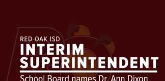 Red Oak Interim Superintendent