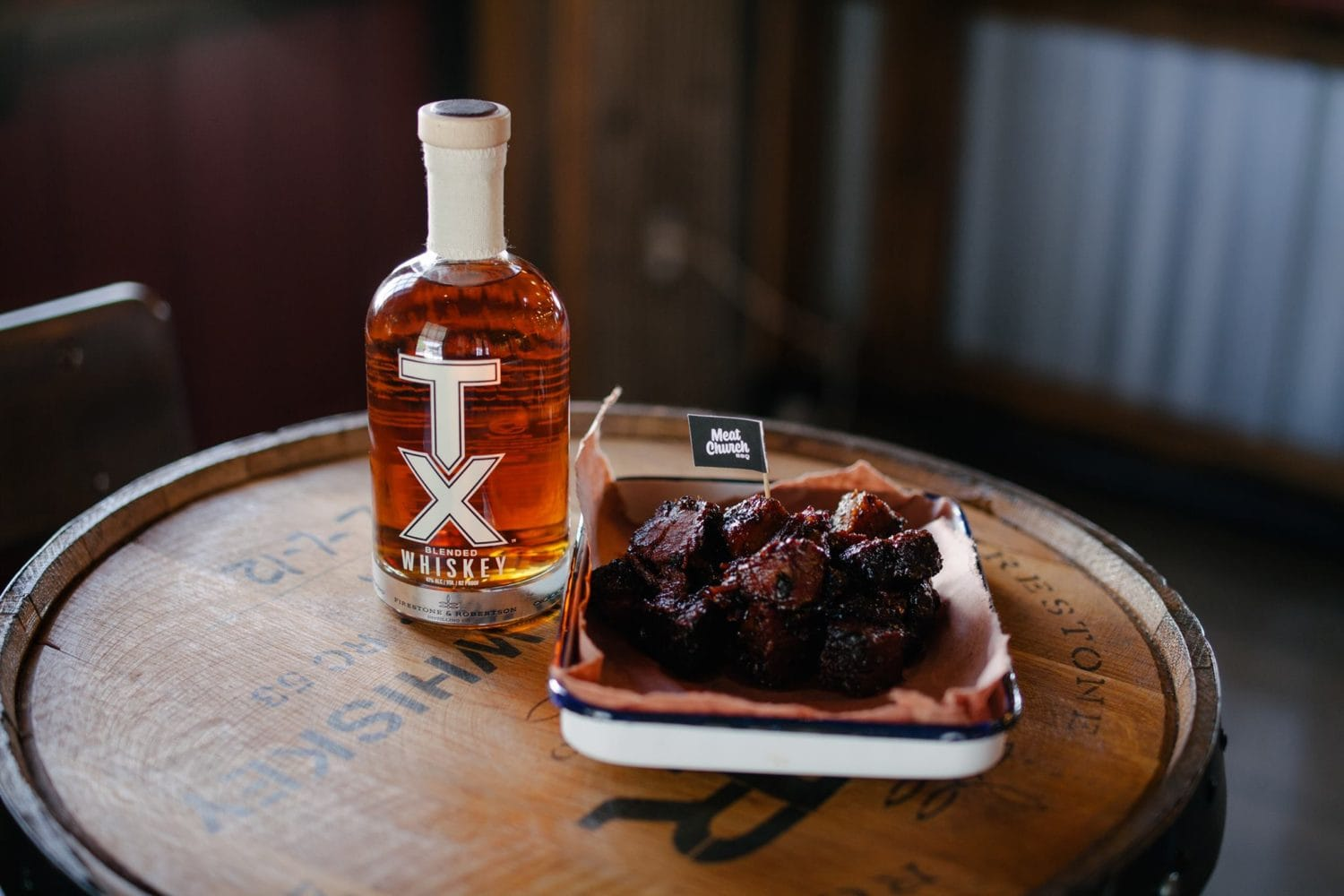 TX Whiskey events Meat Church BBQ