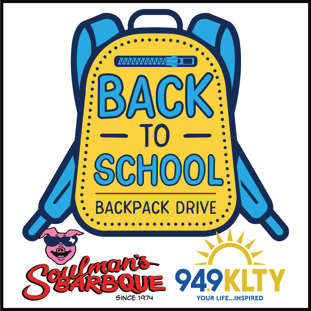 soulman's bar-b-que backpack drive