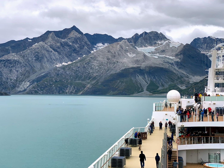 NCL Jewel Glacier View