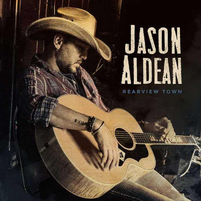 Country Music Star Jason Aldean Performs at Globe Life Park Oct. 11