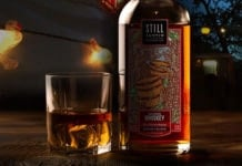 Still Austin Whiskey high-rye bourbon