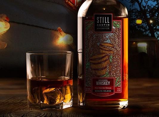 Still Austin Whiskey high-rye bourbon