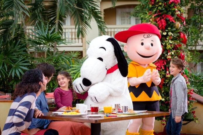 A Charlie Brown Christmas Gaylord Texan