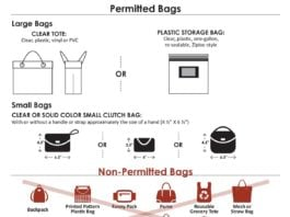 Duncanville ISD Clear Bag Policy