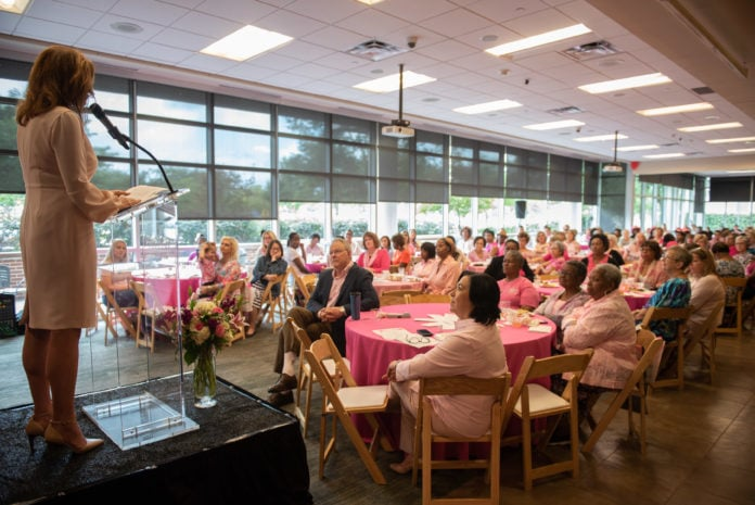 Prettier in Pink at Methodist Mansfield Medical Center