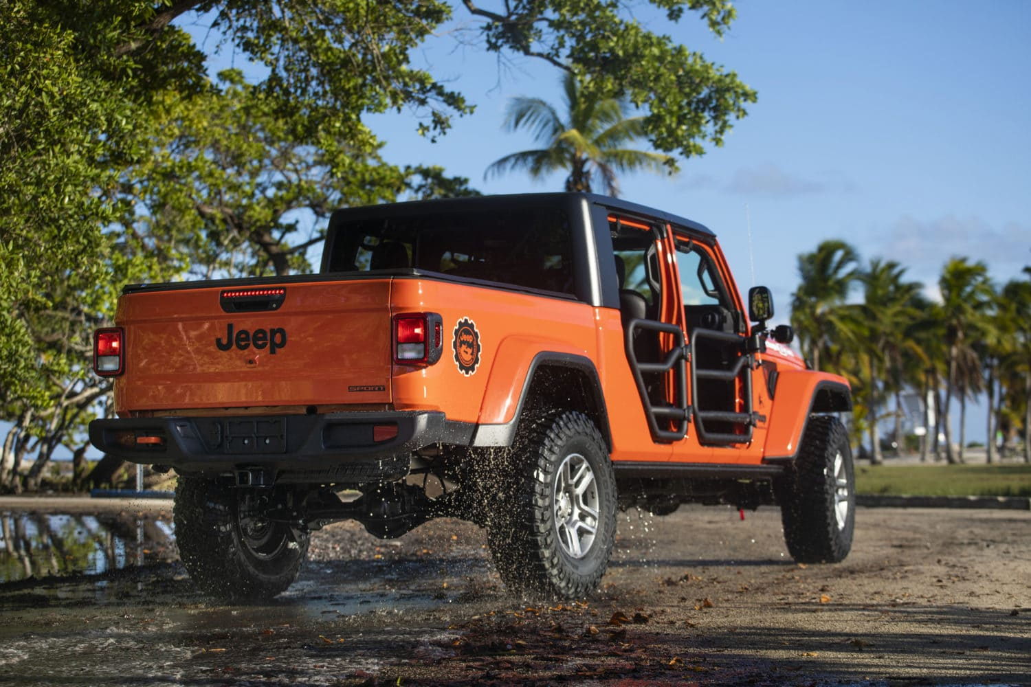 2020 Jeep Gladiator Three O Five