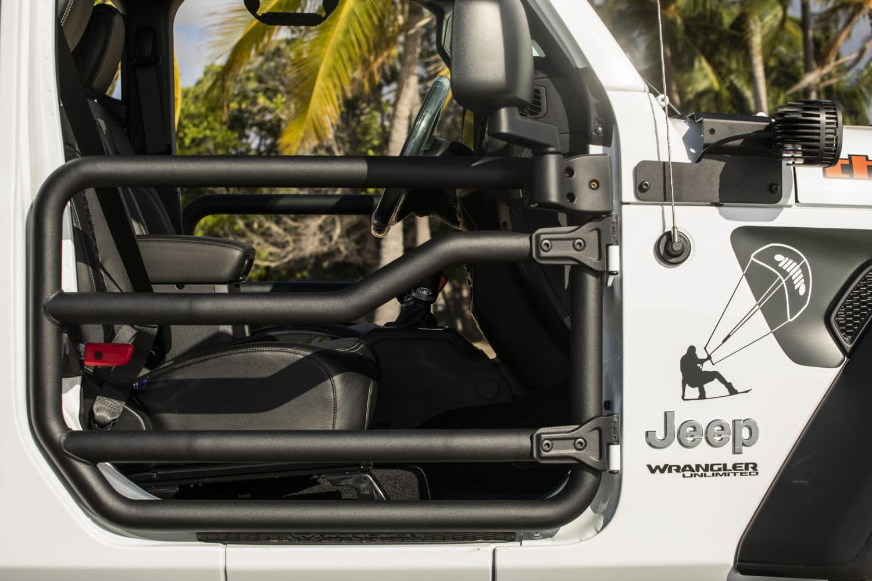 Jeep Wrangler 305