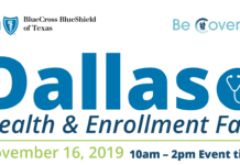 Be Covered Dallas Health Fair