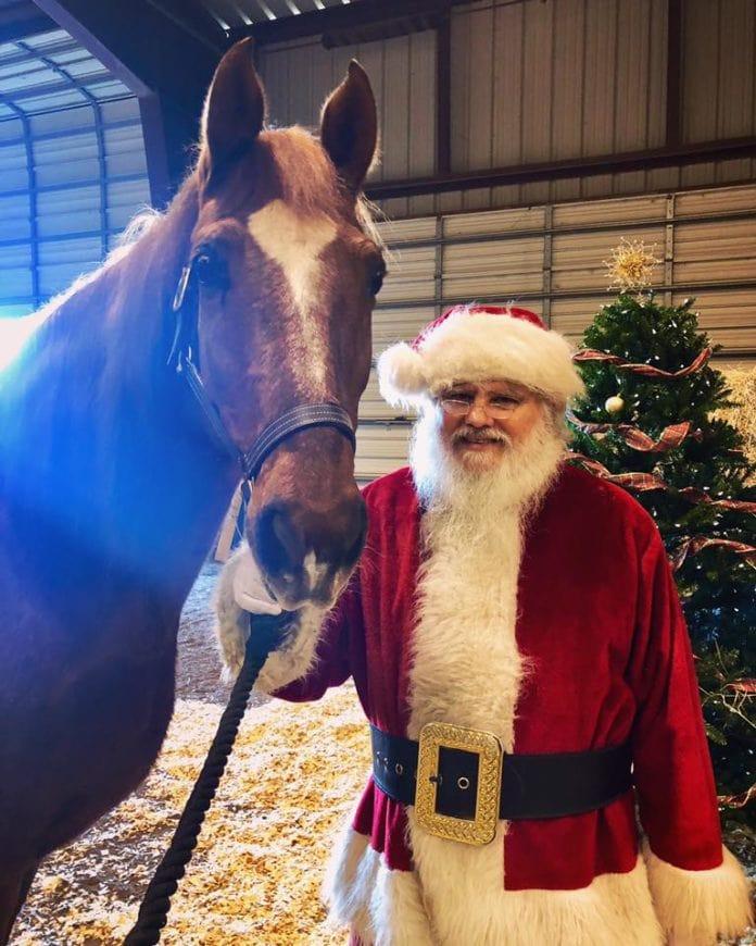 Equestrian Programs benefit veterans