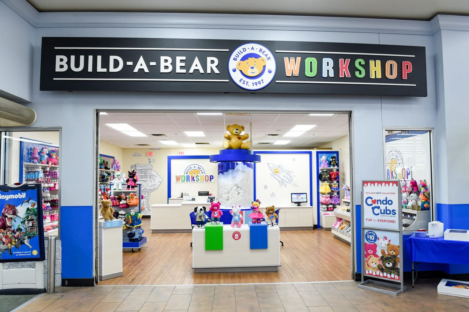 Build A Bear Workshop Cockrell Hill Road