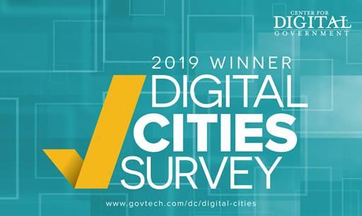 Digital Cities Award