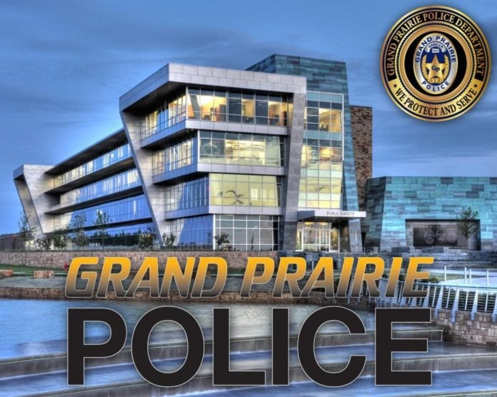 Grand Prairie police department