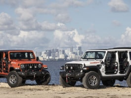 Jeep Three O Five