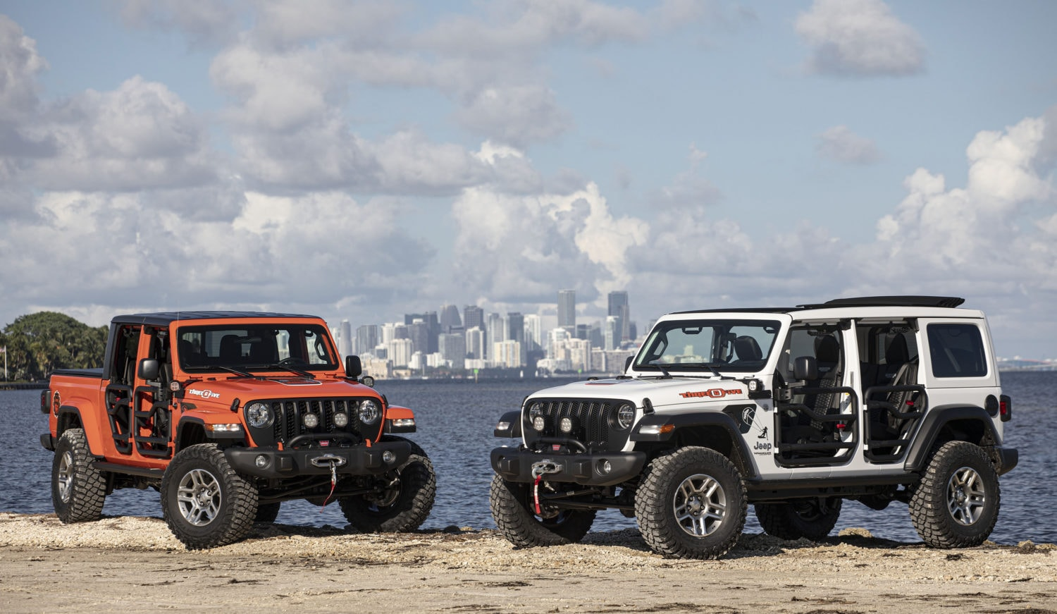 Jeep Three O Five