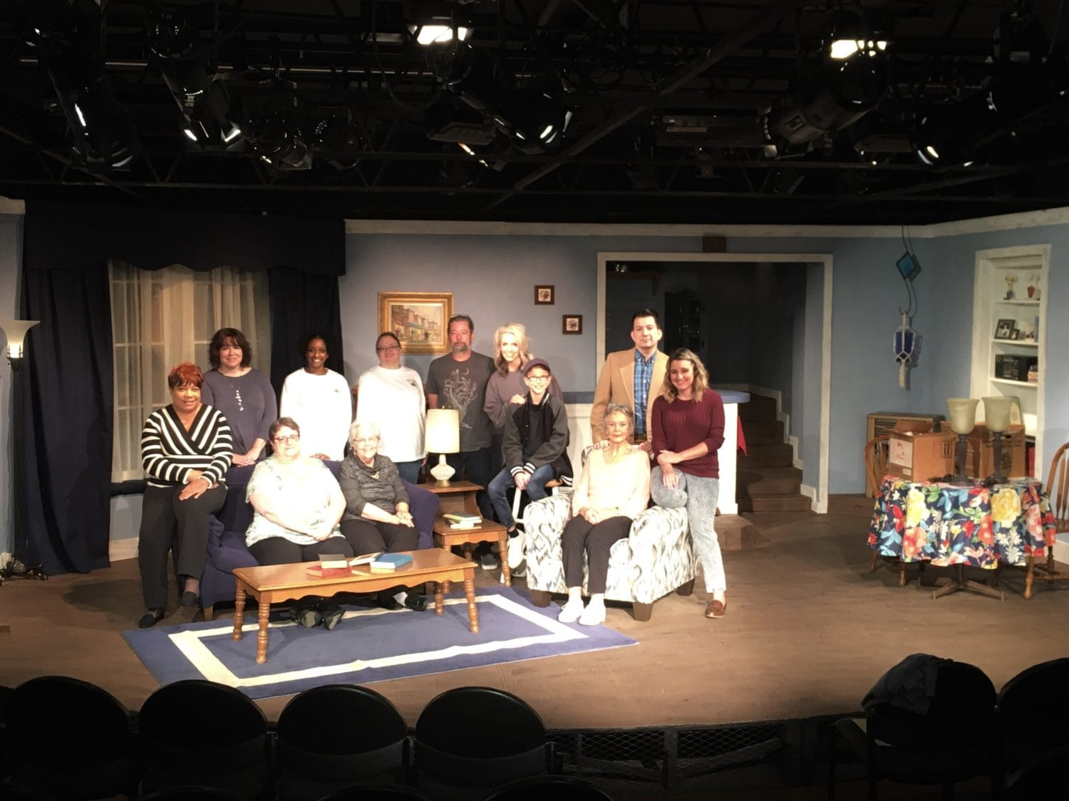 Little Old Ladies in Tennis Shoes at Duncanville Community Theatre