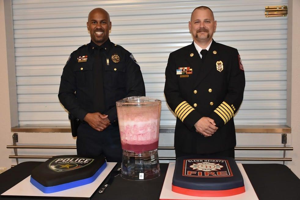 Glenn Heights Fire Chief