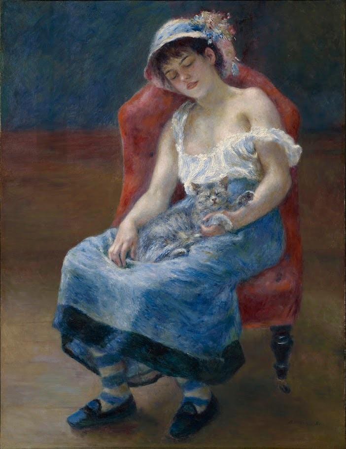 Renoir; The Body The Senses