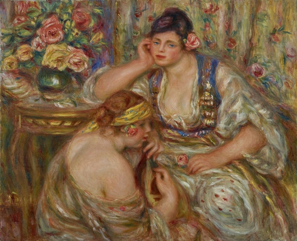 Renoir: The Body The Senses