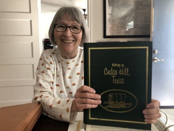 History of Cedar Hill Texas