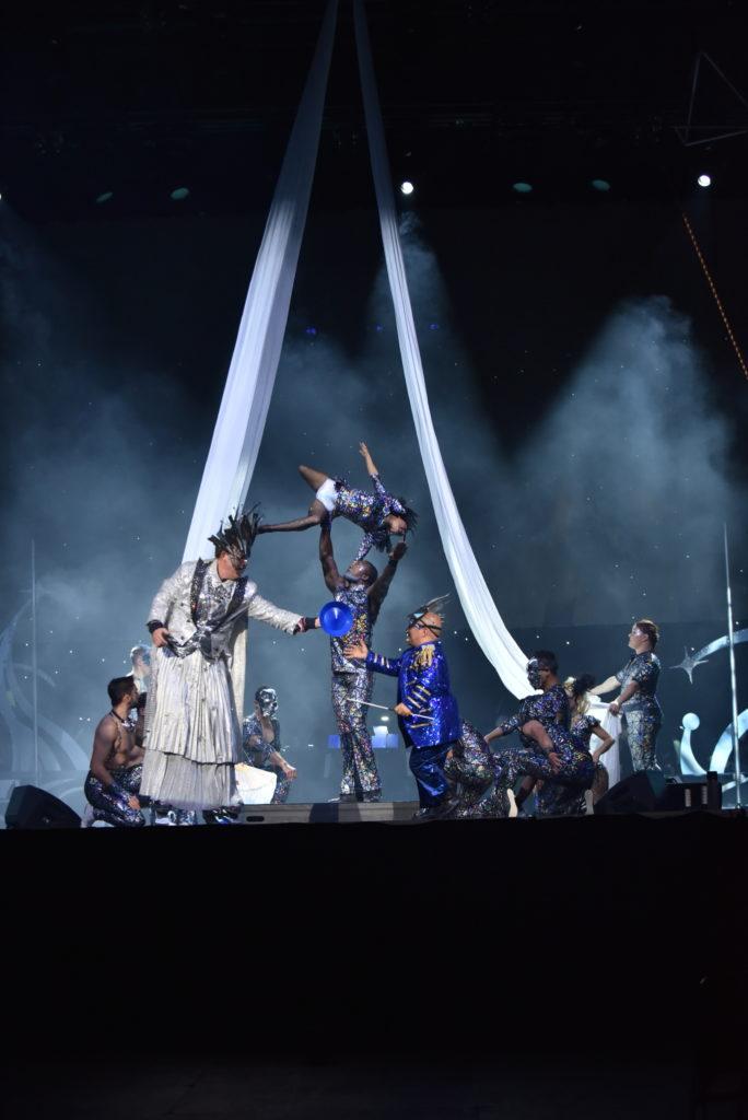 Cirque Musica Presents Holiday Wishes Dec. 21