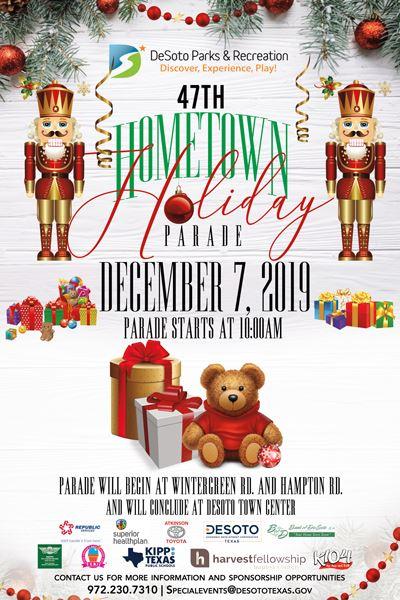 2019 Hometown Holiday Parade