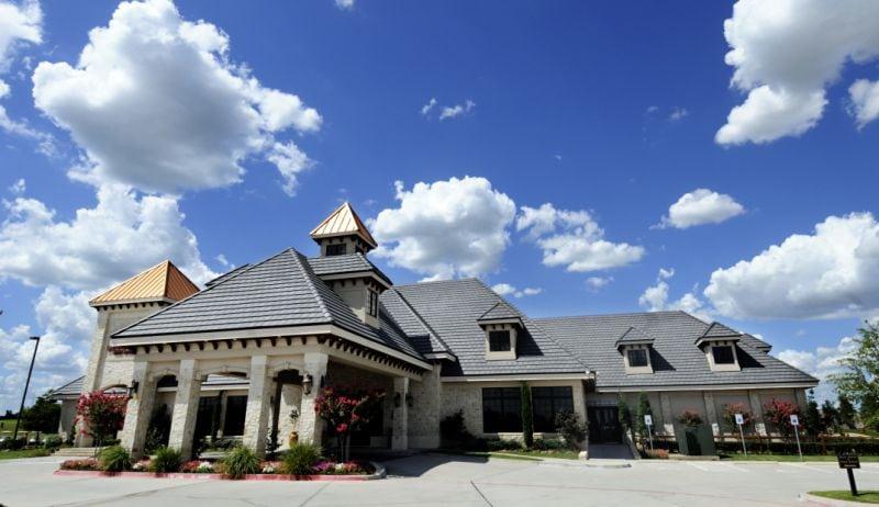 Coyote Ridge Clubhouse