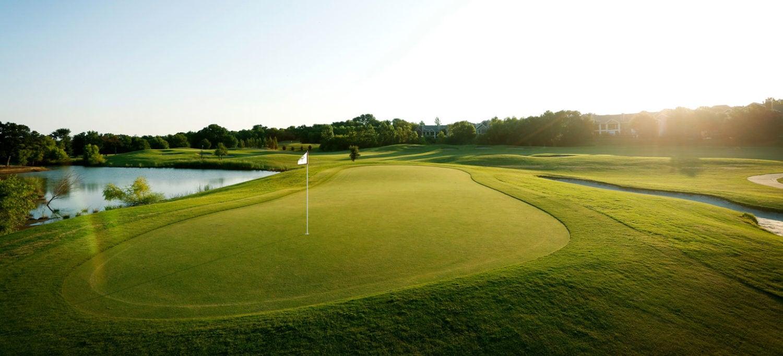 Coyote Ridge Golf club course