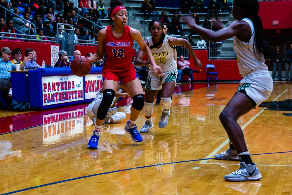 Duncanville takes first in 69th annual Sandra Meadows Classic Varsity Tournament