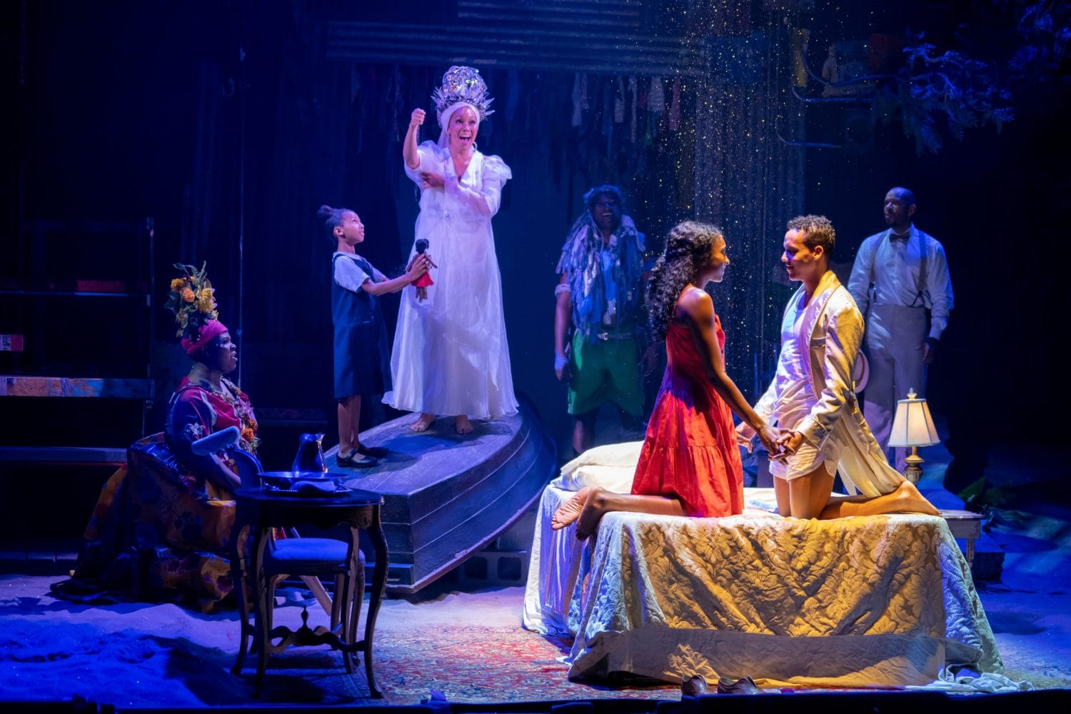 Once on this Island at Winspear Opera House