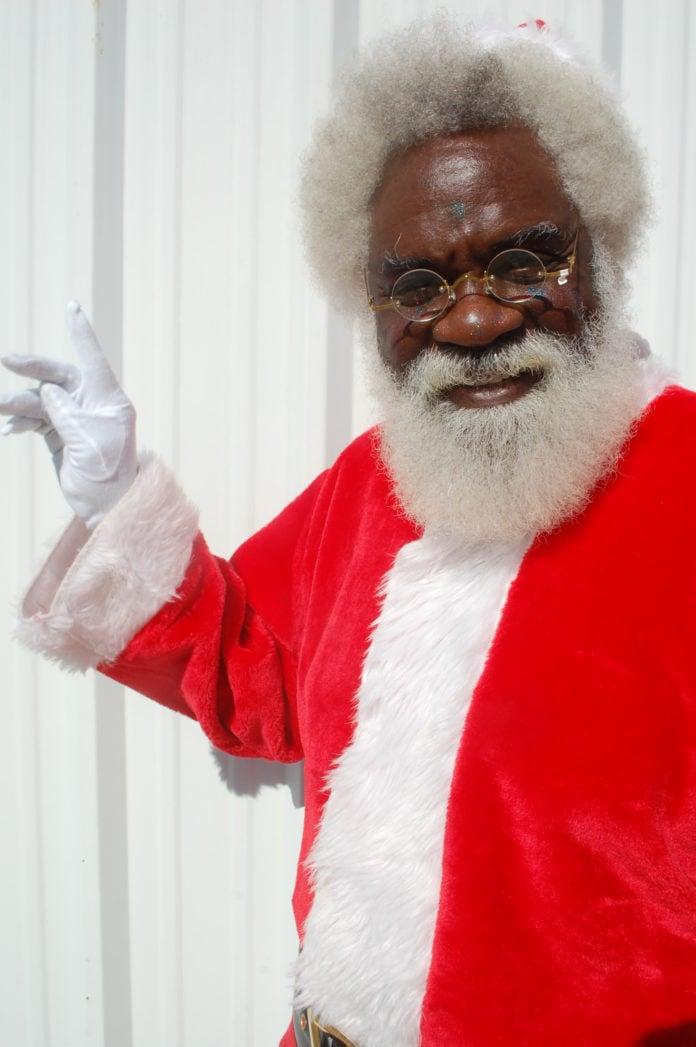 Noel Mayfield Santa Claus