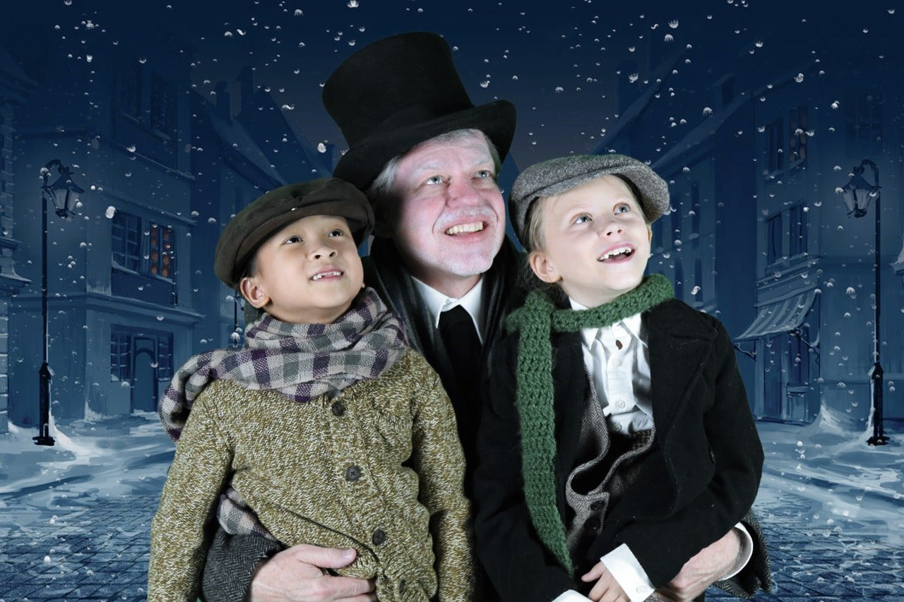 Scrooge the Musical presented by NTPA Repertory Theatre