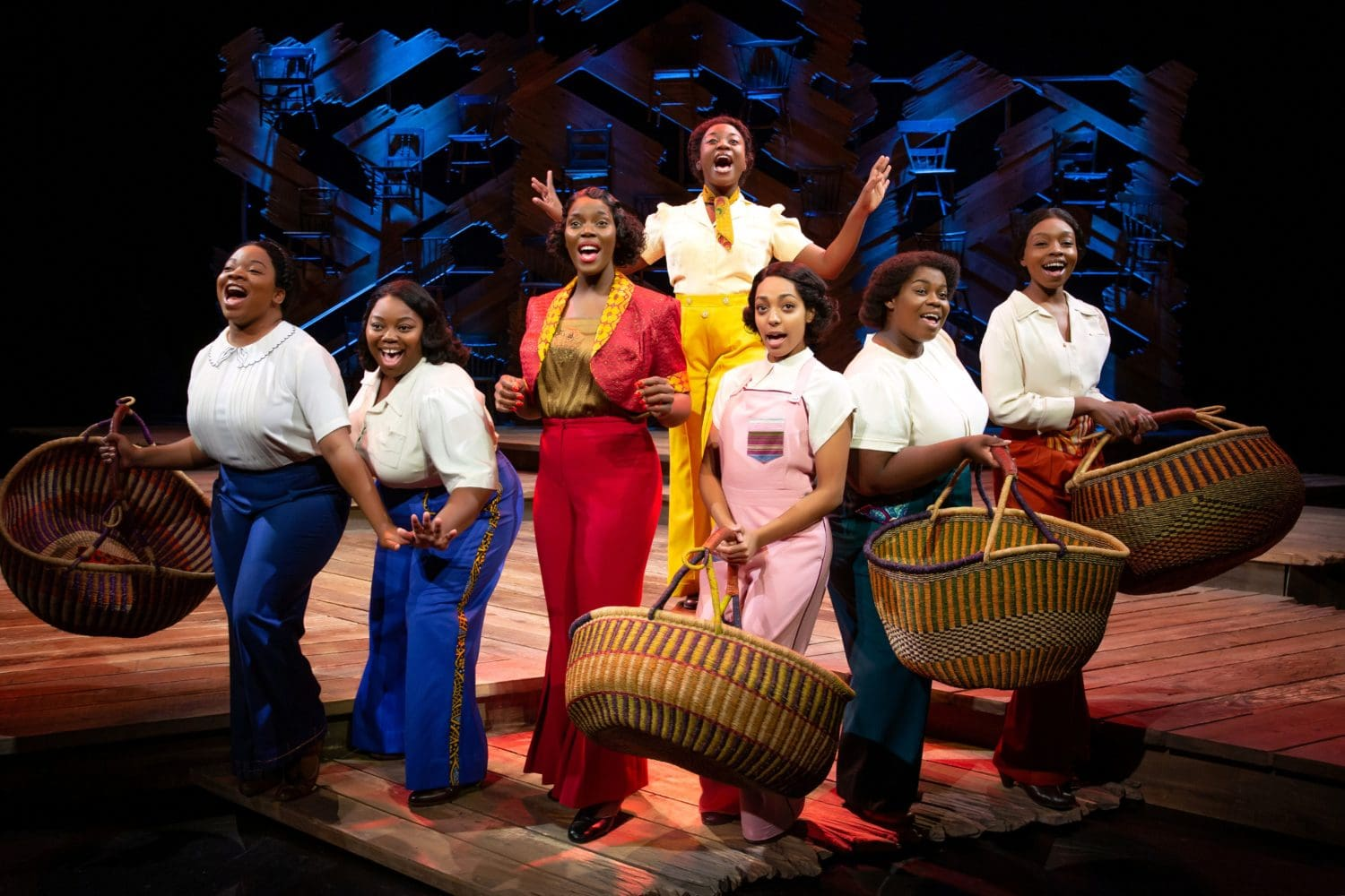 The Color Purple at Winspear Jan. 7