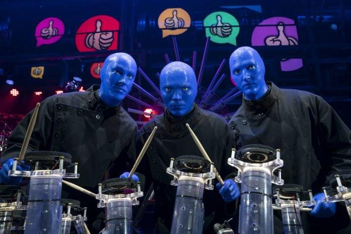 Blue Man Group Dallas