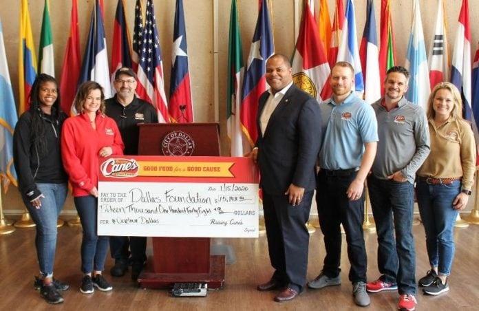Dallas emergency assistance fund
