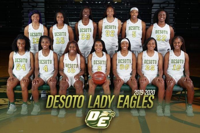 DeSoto girls basketball