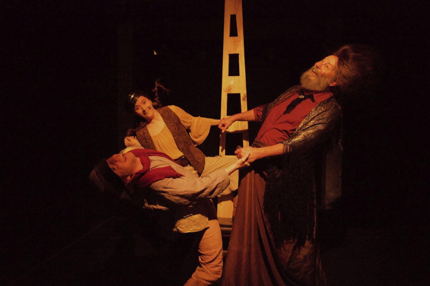 """""""Mrs. Haggardly"""" opens at Ochre House Theater Feb. 8"""