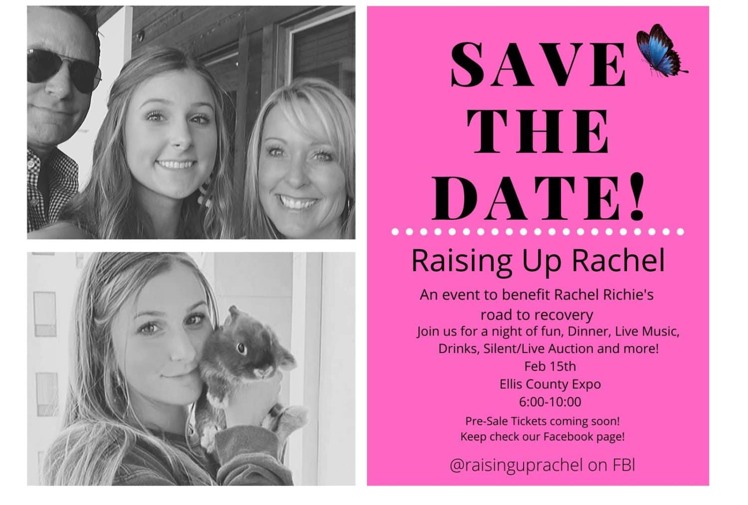 Raising Up Rachel Brings Community Together Community