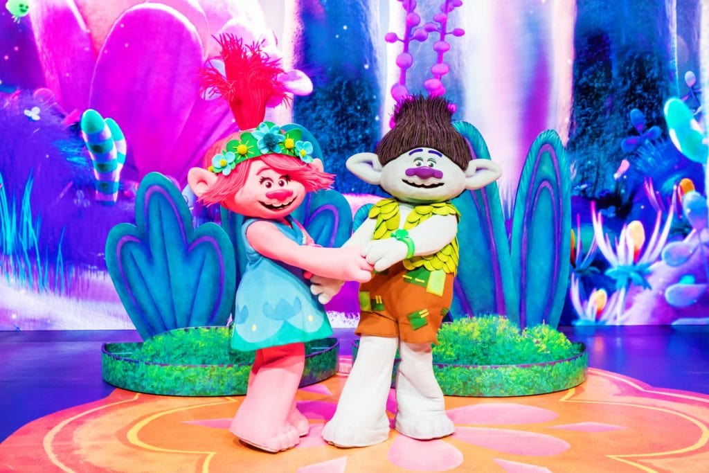 See Trolls Live! in Grand Prairie in February