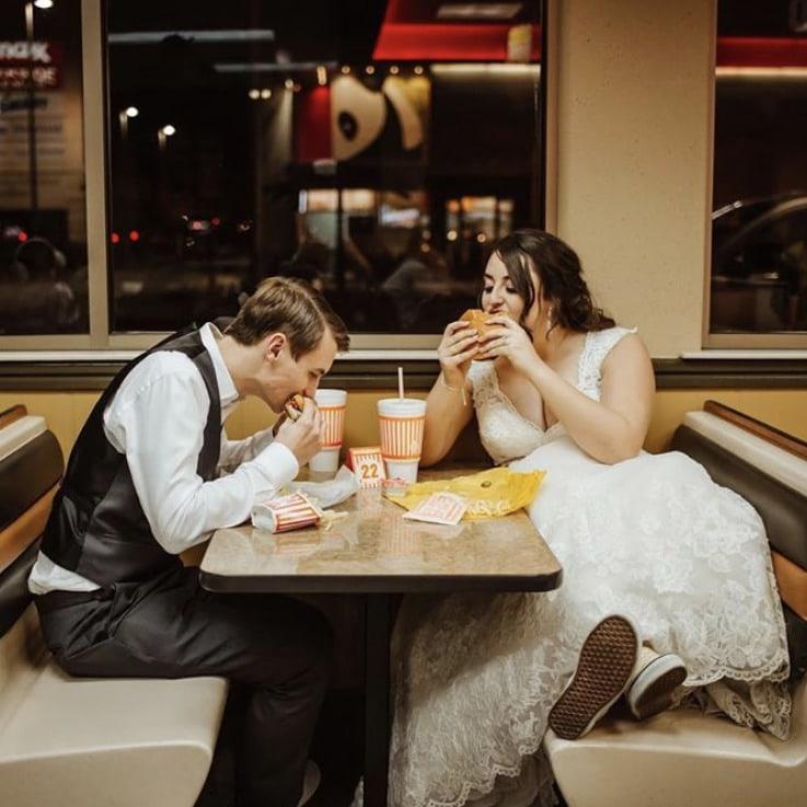 whataburger wedding contest